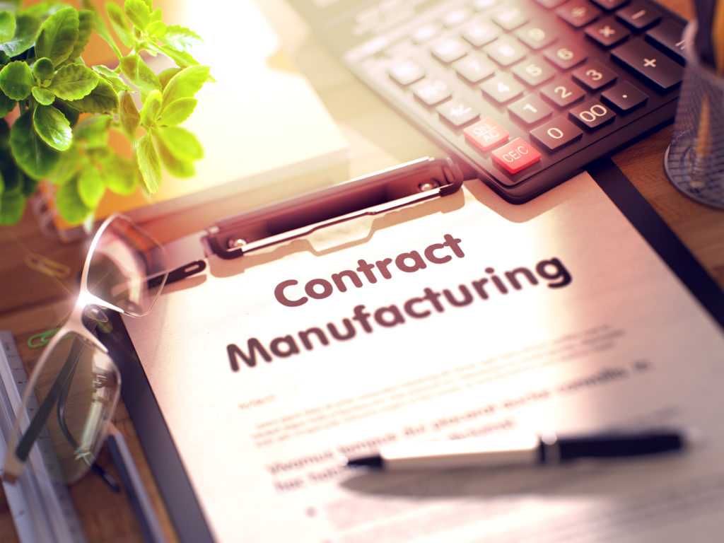 Contract Manufacturing contract image