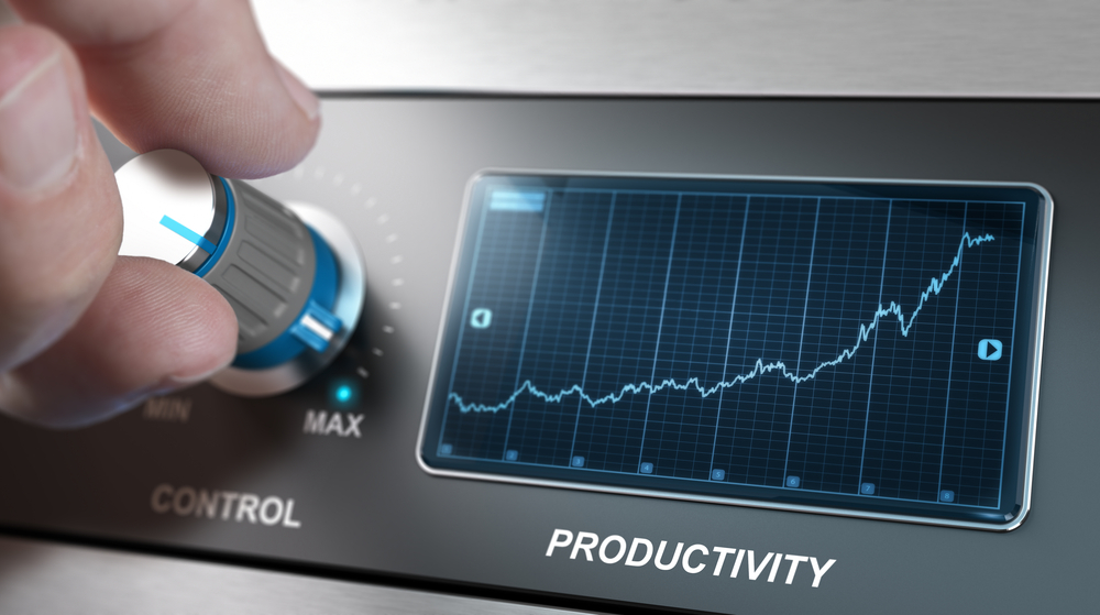 increased productivity using a contract manufacturer