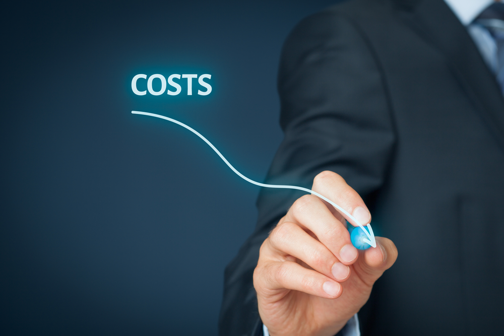 reduce costs using a contract manufacturer